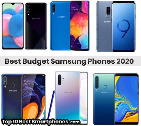 Top 10 Plus Best Budget Samsung Phones 2021