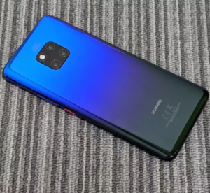 Huawei Mate 20 Pro Best phone for Vlogging