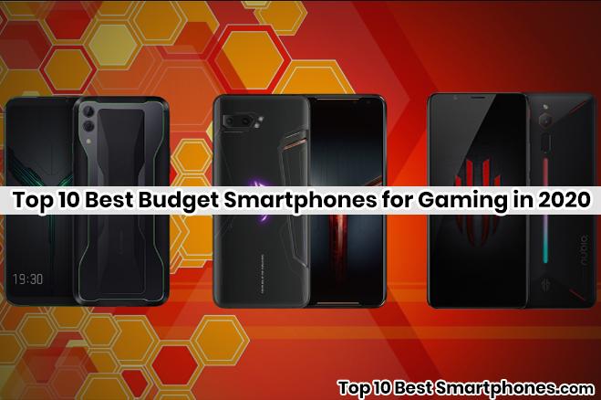 Best Budget Smartphones for Gaming