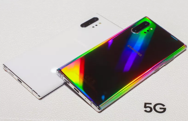 List of Smartphones that supports 5G