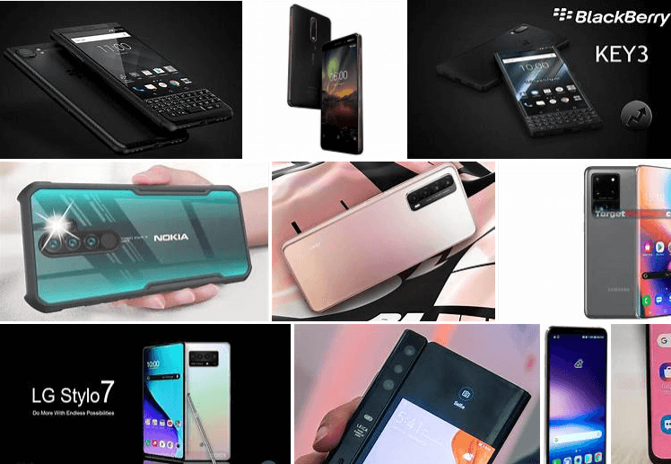 New Phones Coming Out 2021