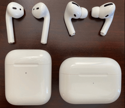 Airpods Pro VS Airpods 2 2021