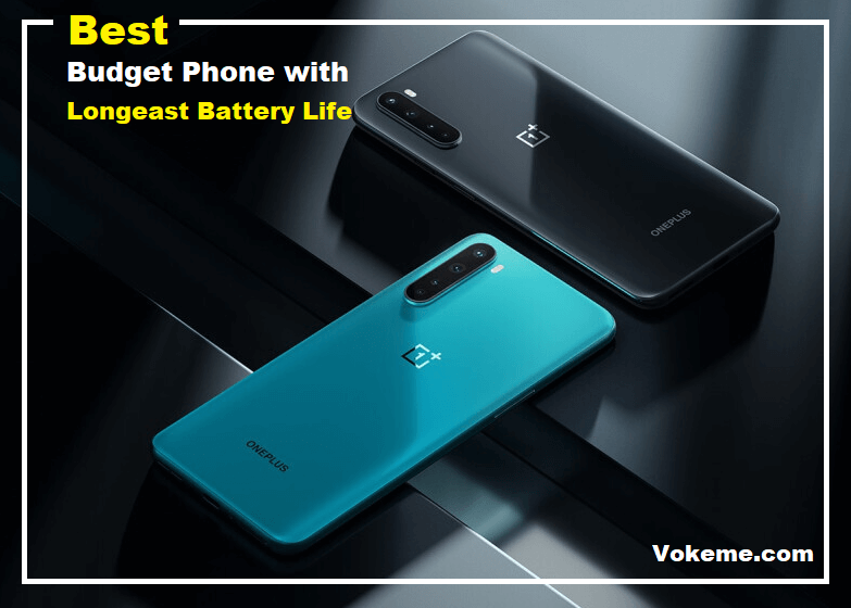 Best Budget Smartphone with Best Battery Life 2021