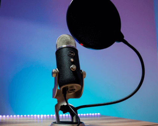 What type of microphone do YouTubers use for Recording YouTube Videos