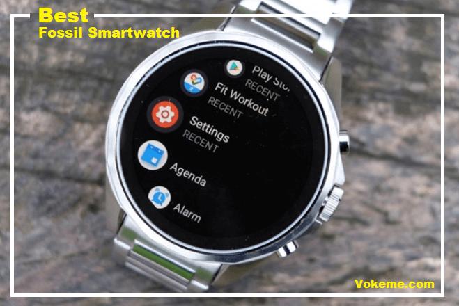 Best Fossil Smartwatch 2021