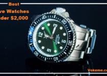 Best Dive Watches Under $2,000 in 2021