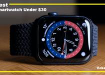 Best Smartwatch Under 30 Dollars