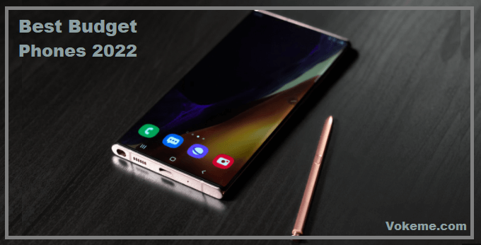 Best Budget Phone in 2022