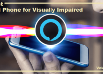 Best Cell Phone for Visually Impaired