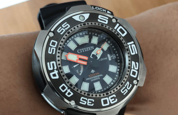 citizen Promaster 1000m diver automatic