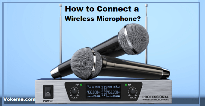 Connect Wireless Microphone