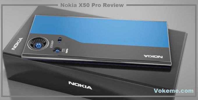 Nokia X50 Pro